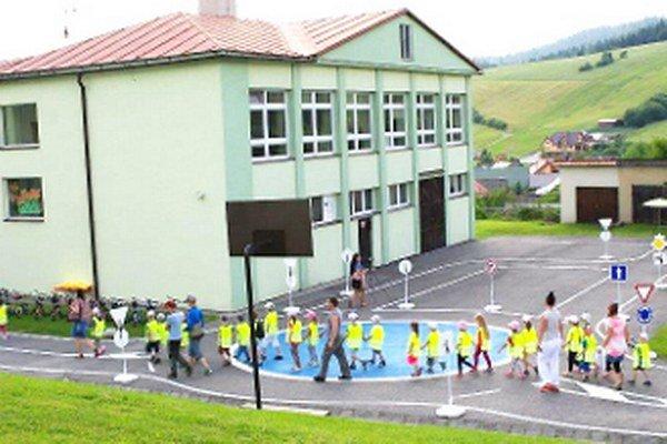K dielu za 4500 eur ešte pribudne altánok na teoretickú dopravnú výchovu.