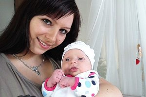 Liliana Franeková s mamou