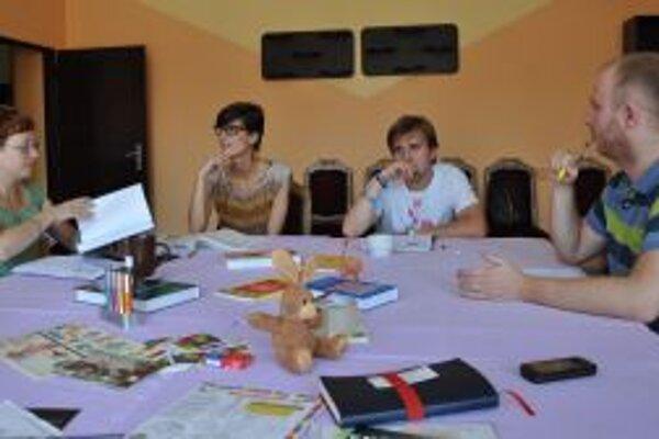 Ahoj Slovakia pomáha Poliakom učiť sa slovenčinu.