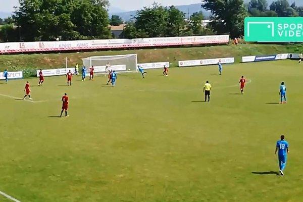 Futbalisti Šale v úvodnom kole nestačili na rezervu prvoligového Spartaka Trnava.