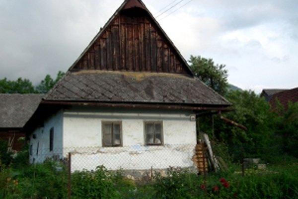 Domov, v ktorých nikto nebýva, je v Jasenovej viac ako dvadsať.