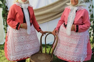 Ľudmila a Ivana, Bulhar – Morava, Podlužický kraj
