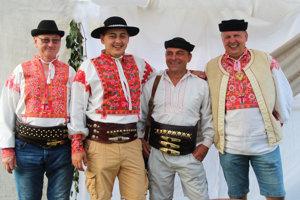Mládenci z Heľpy