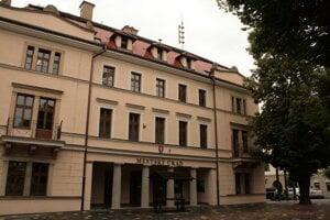 Mestský úrad v Levoči