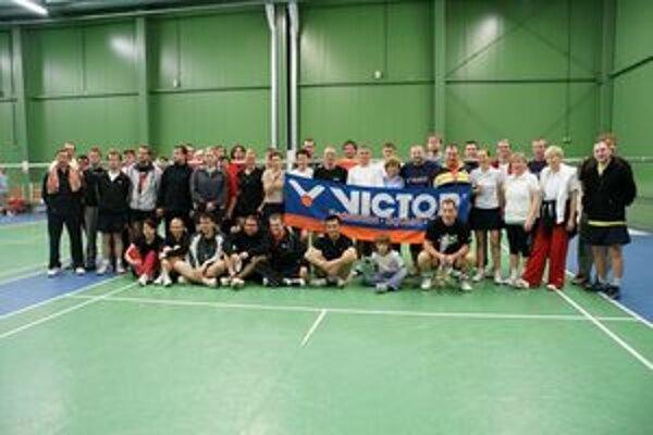 Účastníci brnenského turnaja.