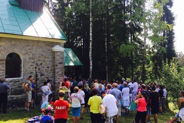 Každoročne si túto udalosť veriaci vobci Vysoká nad Kysucou pripomínajú púťou ku Kaplnke sv. Anny na horu Kyčera.