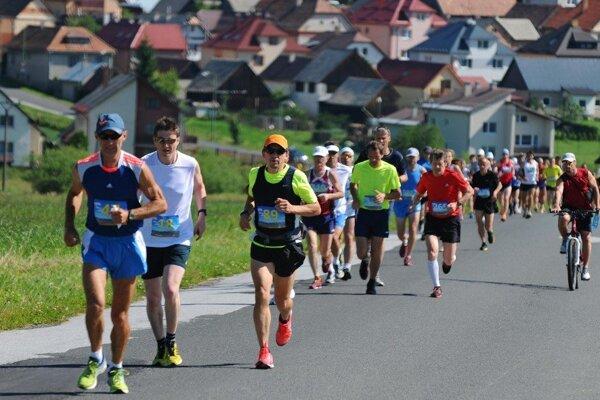 Rajecký maratón.