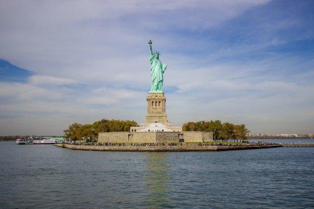Najslávnejšia americká socha