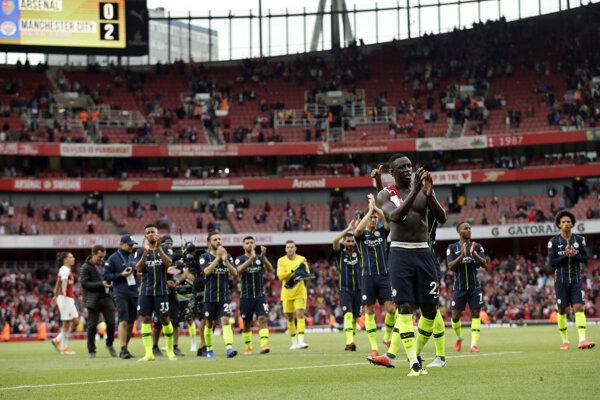 Manchester City vstúpil do novej sezóny víťazstvom nad Arsenalom.