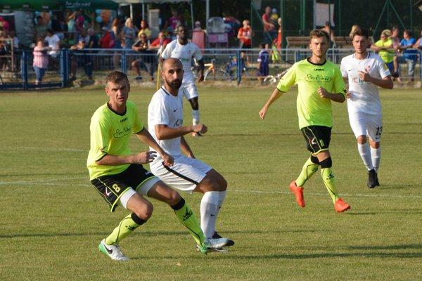 Solčany v pohári nestačili na Sereď a prehrali 0:4.