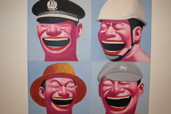 Čínske umenie dostalo zberateľa nápaditosťou.