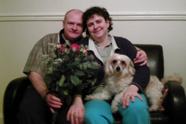 Manželia Waldemar a Alena sú so životom vo Walese spokojní.