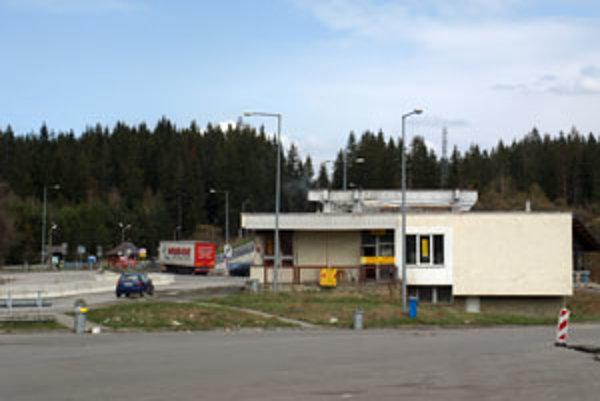 Od februára už budovy na bývalej colnici nepatria banskobystrickému, ale žilinskému krajskému policajnému riaditeľstvu.