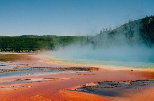 Národný park Yellowstone
