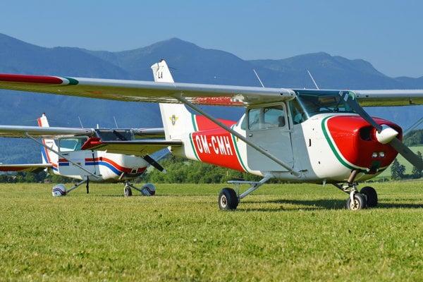 V areáli letiska v Tomčanoch čaká návštevníkov bohatý športový a zábavný program.