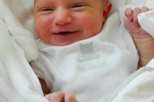 Žofia Uhrová (3440 g, 51 cm) sa narodila 3. augusta Nadežde a Martinovi z Neporadze.
