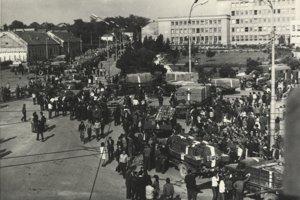 Prešov, august 1968.