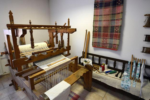 Múzeum tkáčstva
