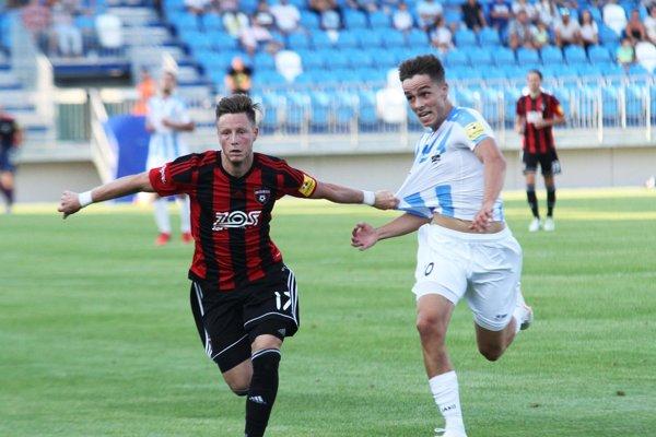 Rakúsky futbalista siahal v zápase proti Senici a po hetriku.