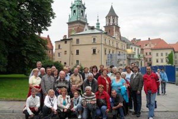 Obec odmenila vybraných Hornolehoťanov zájazdom do Poľska.