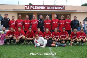 Domáci Plevník získal pohár starostu.