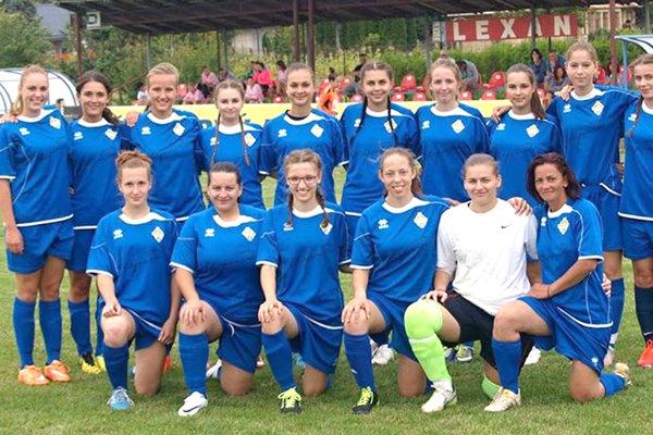 Ženské mužstvo Čaky začína svoju dvanástu sezónu v2. lige.