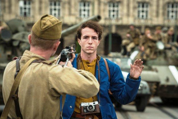 Film Jan Palach príde do kín 30. augusta.
