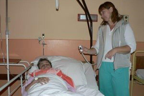 Nové signalizačné zariadenie uľahčuje život pacientom aj zdravotnému personálu.