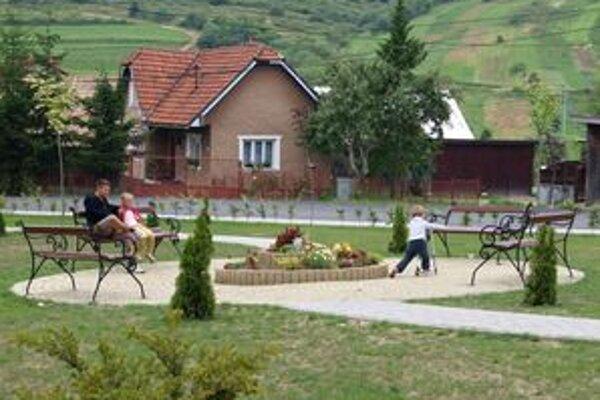 Do Oázy priateľstva aoddychu vBeňadove si chodia posedieť priatelia aj rodiny.