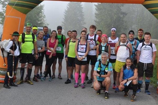 Nultý ročník Maratónu Gajdošským chotárom mal medzi účastníkmi pozitívne ohlasy.