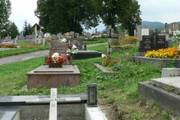 Zavedením poplatkov za nájom hrobových miest chce Malatiná predísť tomu, že cintorín nebude mať potrebnú kapacitu a mŕtvych ľudí nebude kde pochovávať.