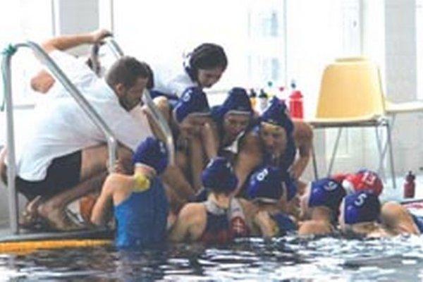 Pólistky Topoľčian vyhrali domáci turnaj, Slovenský pohár im však ušiel.