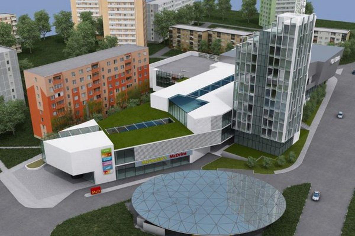 9cd3ee0d34 Centrum mesta sa zmení vďaka novým projektom - SME