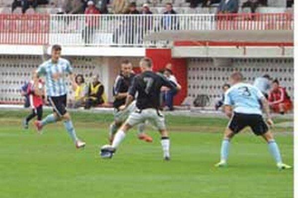 Topoľčany prehrali prvý zápas v jarnej časti.