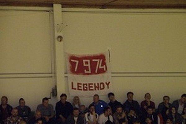 Skutočne legendy - 7, 9, 74 alebo Valent, Kopecký, Meluš.