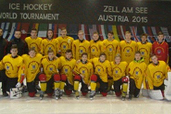 Hokejoví deviataci skončili na turnaji na konečnom druhom mieste.