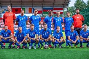 Slovenský tím.