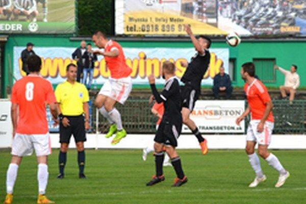 Topoľčany inkasovali až sedem gólov.