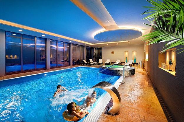 Relax v Hoteli Park.