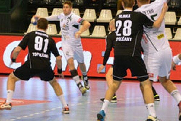 Topoľčany v Prešove prehrali o šesť gólov, postup do finále bol blízko...