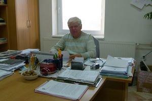 Starosta Ivan Hubinský pripravuje projekt poldrov už od minulého roka.