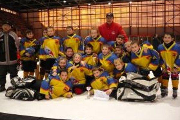 Mladí Topoľčanci vyhrali turnaj v Leviciach.