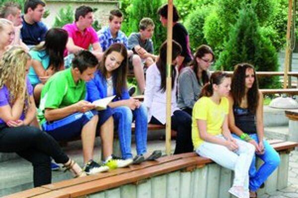 Knižnicu navštívili takmer štyri stovky žiakov.