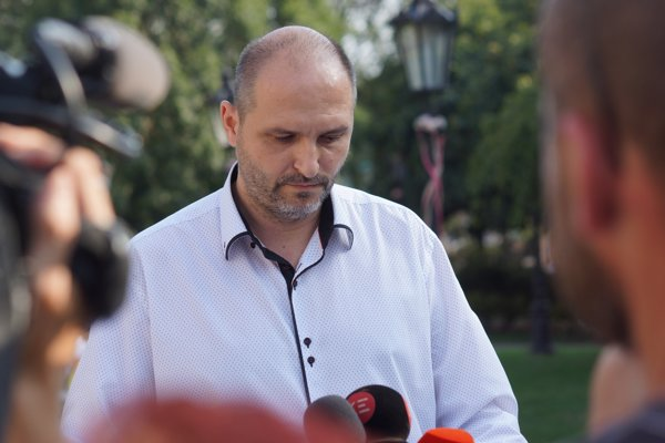 Kandidát Jaroslav Polaček