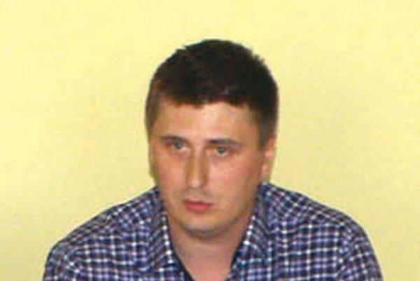 Generálny manažér topoľčianskych hokejistov - Ervín Mik.