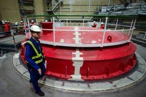 7. október 2014. Dostavba reaktorov 3. a 4.