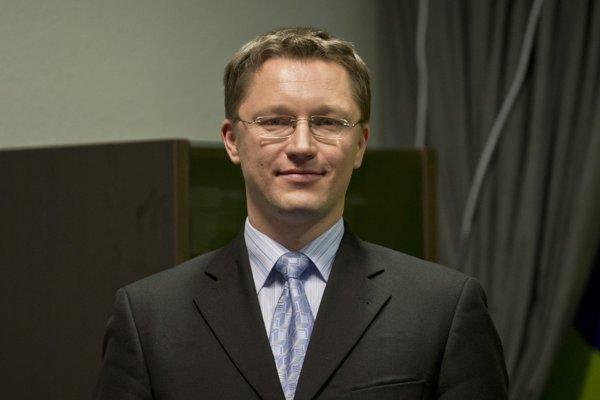 Predseda krajskej rady strany Sme rodina Rastislav Masnyk