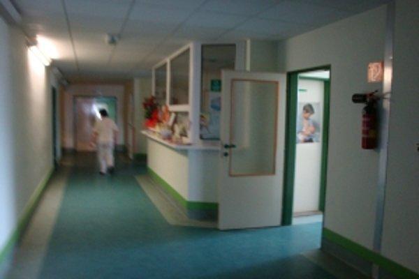 V nemocnici sa už vraj skončili verejné súťaže na zdravotnícke prístroje.
