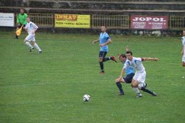Solčany vyhrali doma 5:0.