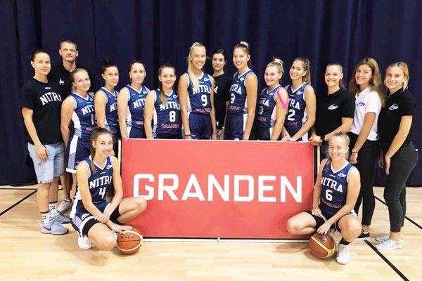 Basketbalistky Nitry najbližšie pocestujú na prípravné zápasy do Budapešti.